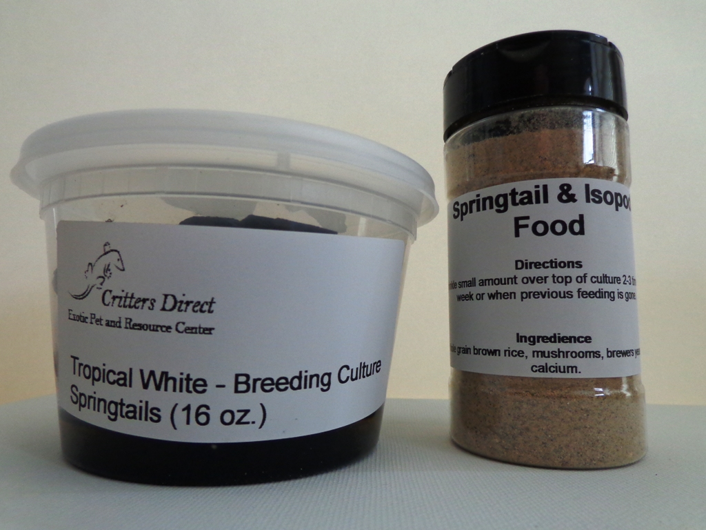 Springtails food combo package - Direct cuisine ...
